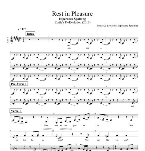 Rest in Pleasure\