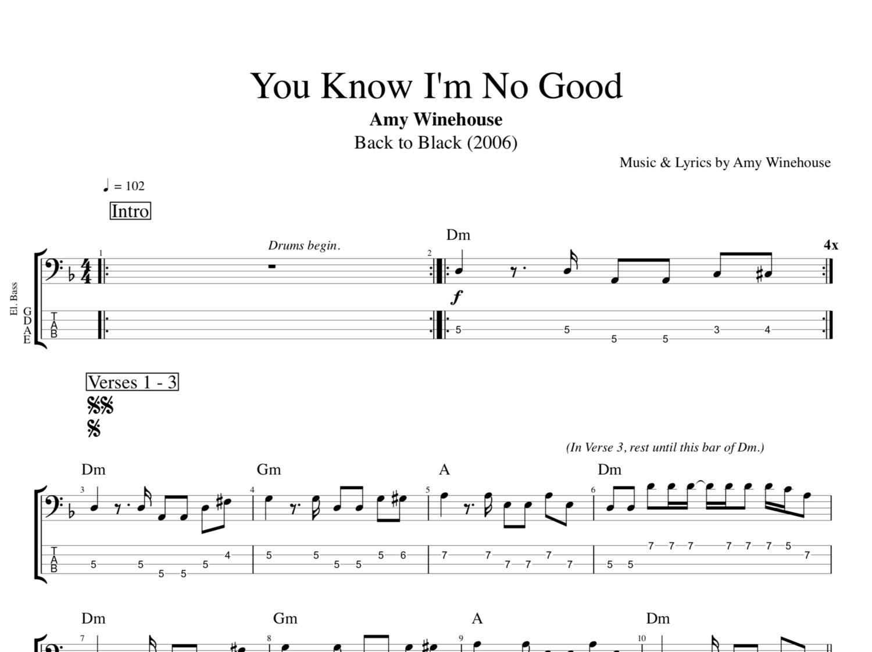 Play Like The Greats Amy Winehouse
