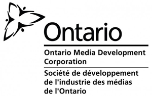 Made possible with the support of the Ontario Media Development Corporation""