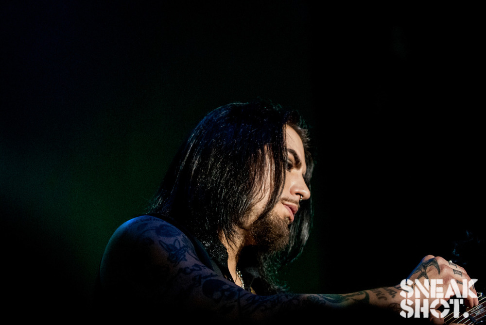 Dave Navarro (@davenavarro) of Jane's Addiction | 9:30 Club, Washington DC