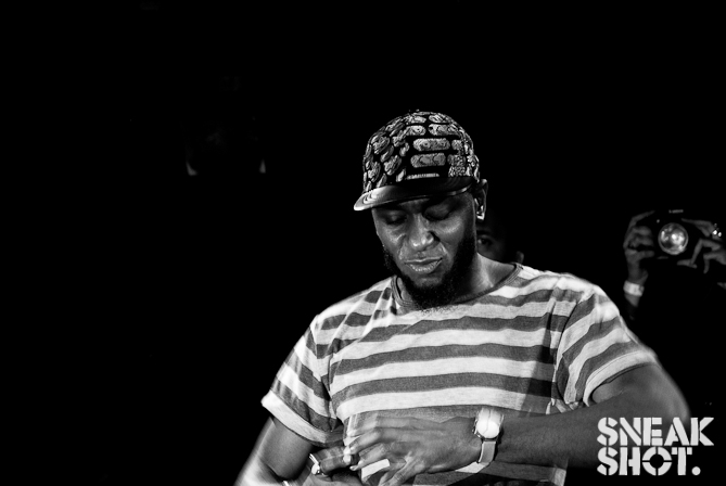 Yasiin Bey aka Mos Def | Lyricist Lounge 20th Anniversary at Le Poisson Rouge (@lprnyc)