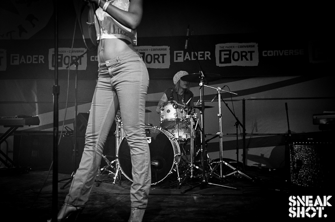 Alice Smith (@alicesmithmusic) | The Fader Fort by Converse (SXSW)