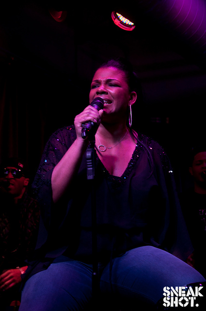 (DC) Syleena Johnson , a set on Flickr. PHOTOS: @syleena_johnson's performance at @RaheemDevaughn's LOVELIFE Lounge