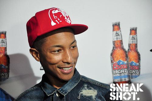 Pharrell Williams of NERD | Sonar | June 2011  on Flickr.
