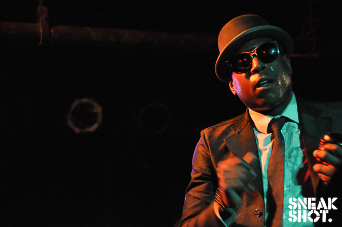 Idle Warship (@Talibkweli) | @Blackcatdc | 12.4.11   Photo by  Sneakshot  | @gravity508