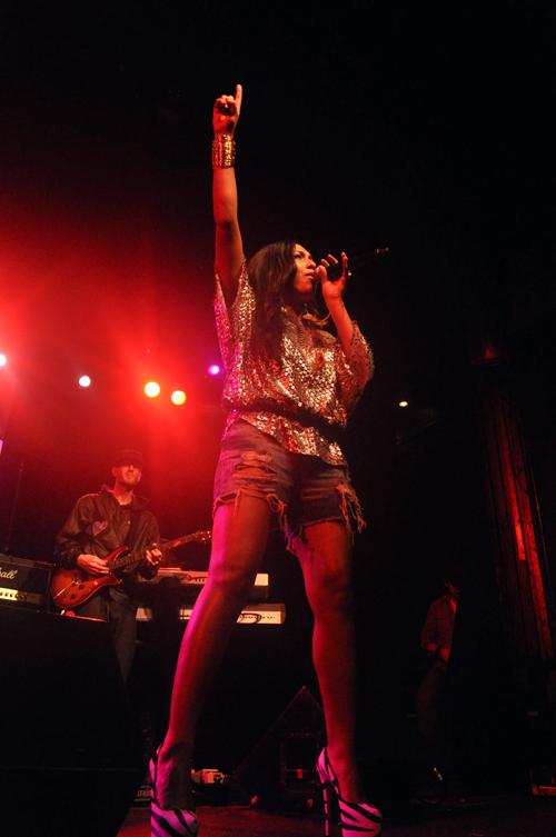 @MelanieFiona | Irving Plaza | 4. 2011