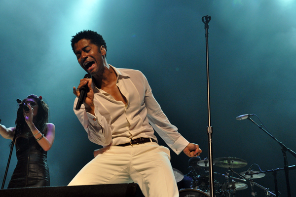 Eric Benet | Constitution Hall (DC) | 12.28.10