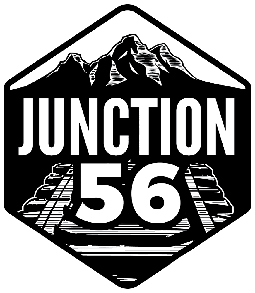 Logo for Junction 56 - Hulen Street Church's 5th - 6th grade ministry