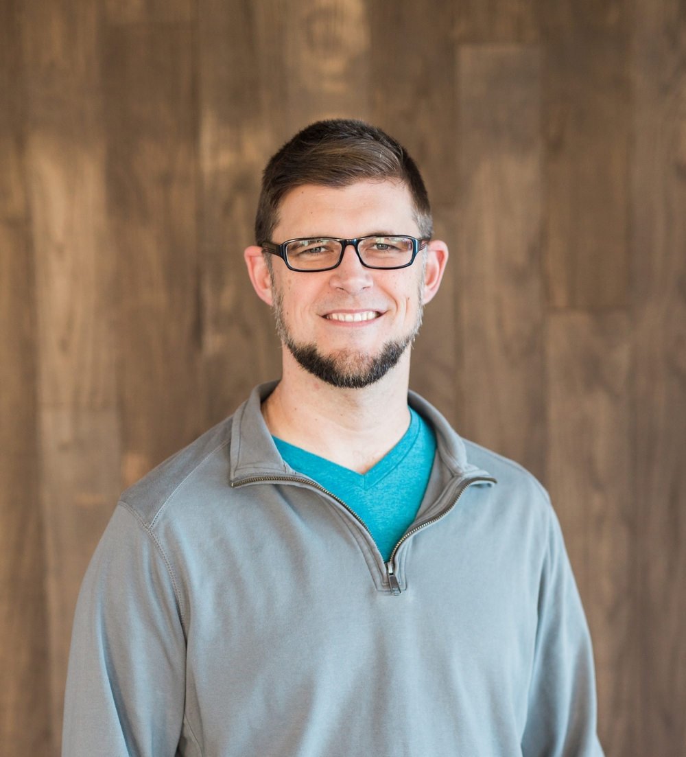 Discipleship Pastor Drew Caperton has served with Hulen Street Church since 2011.