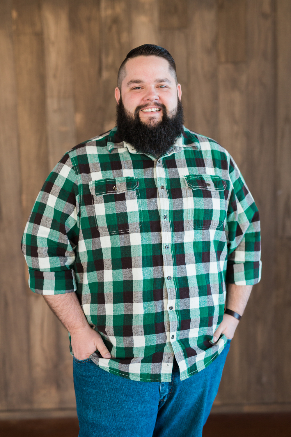 Student Pastor Grant Finch has served with Hulen Street Church since 2013.