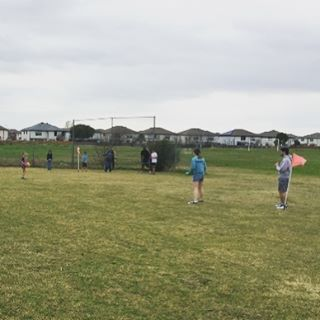 If you missed kickball with the college group last Sunday, you missed a great time!!! We're looking forward to seeing you this Sunday at Hulen Street.