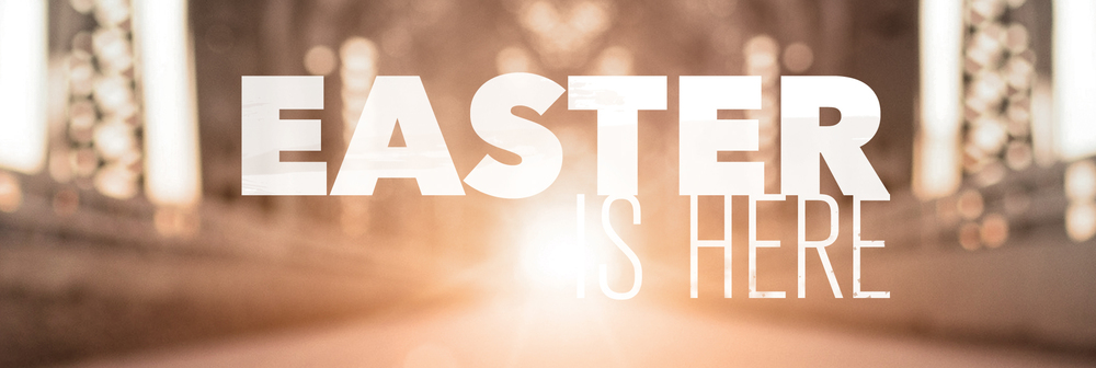 Easter is Here at Hulen Street Church