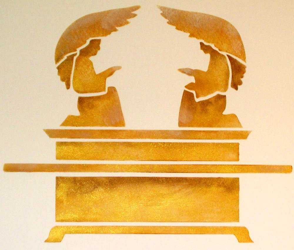 visual depiction of the Ark of the Covenant discussed in the Bible