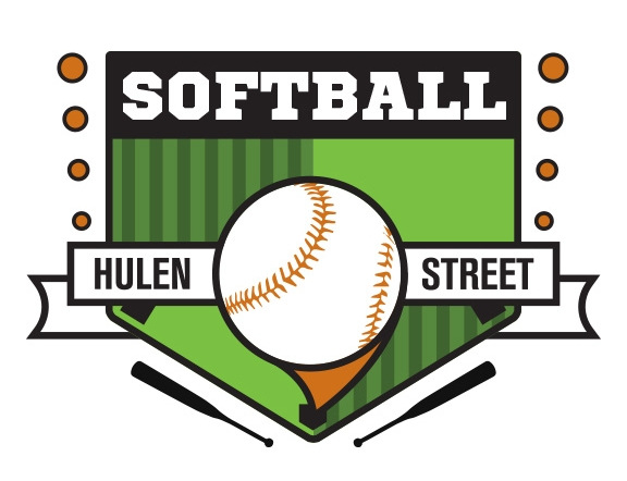 Hulen Street Hooligans Softball Team logo from Hulen Street Church in Fort Worth, TX