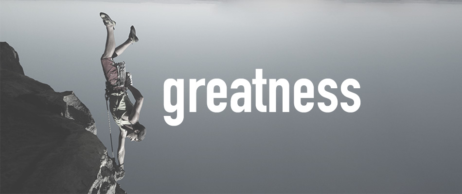 Greatness Sermon Series - Hulen Street Church in Fort Worth, TX