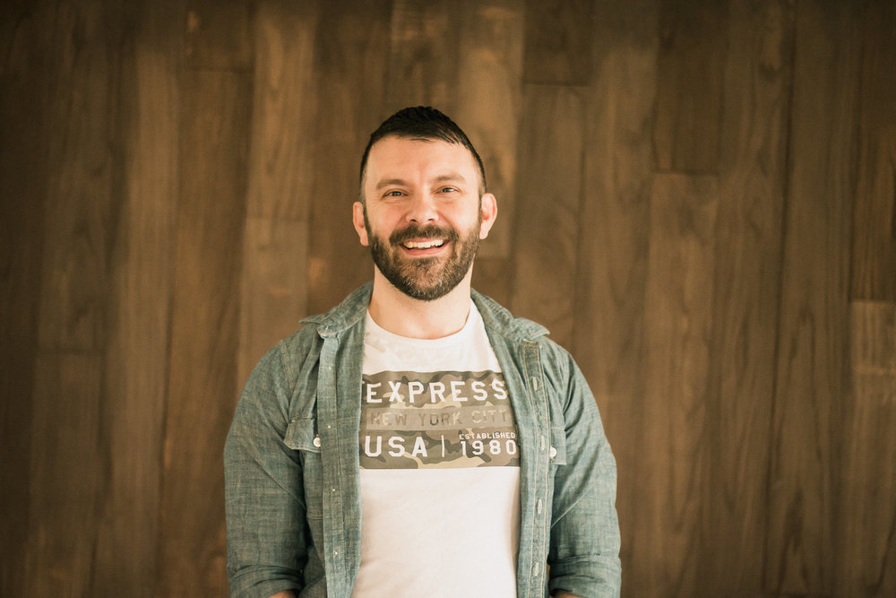 Worship Pastor Aaron Hoskins has served with Hulen Street Church since 2012.