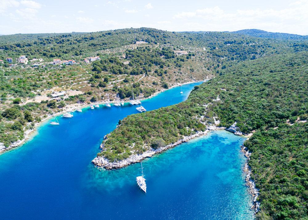 croatia yacht getaways
