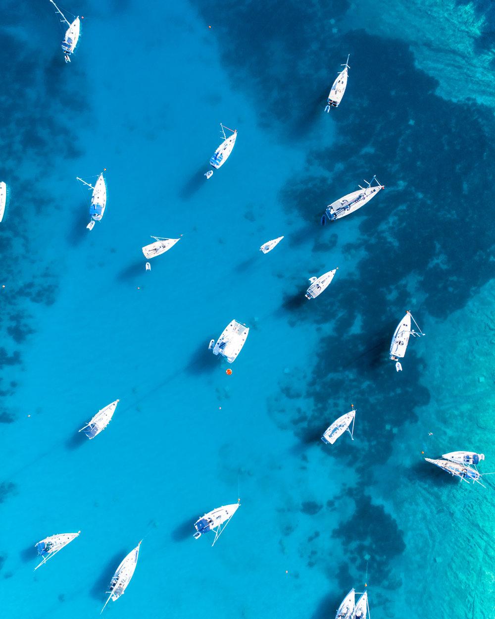 hvar croatia yacht getaways
