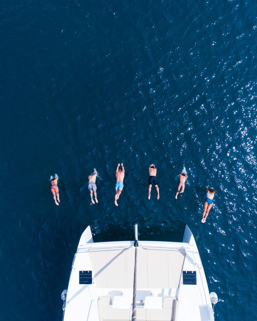 yacht getaways croatia