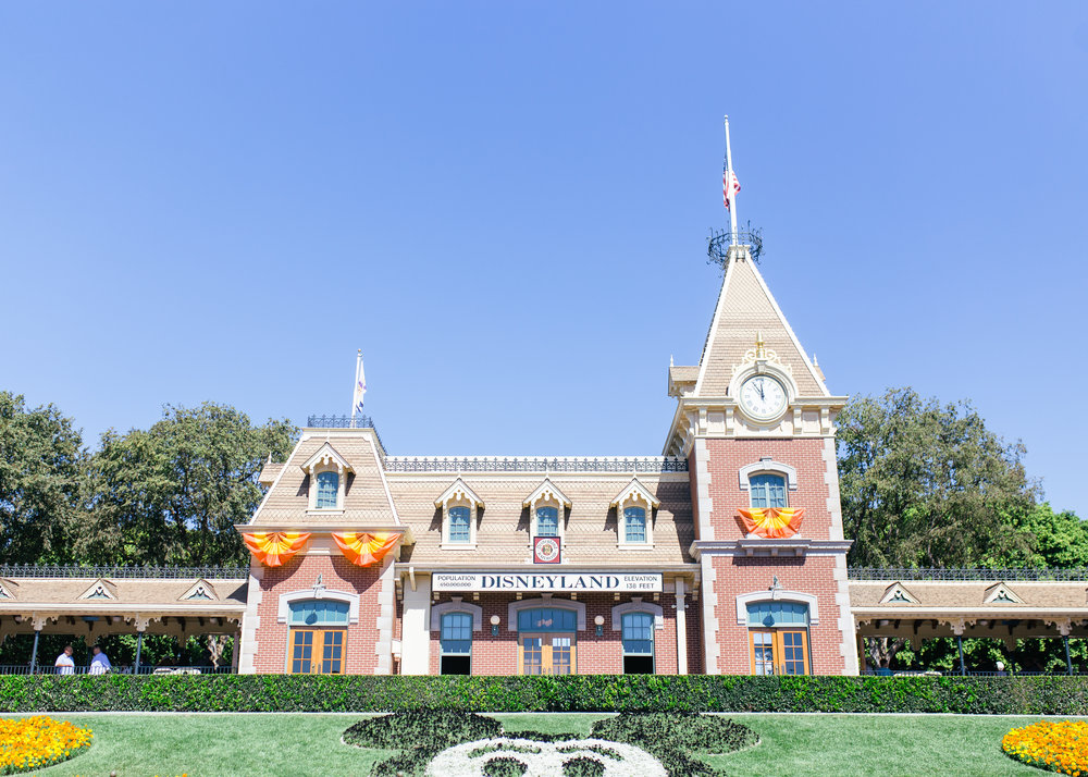 disneyland california adventures