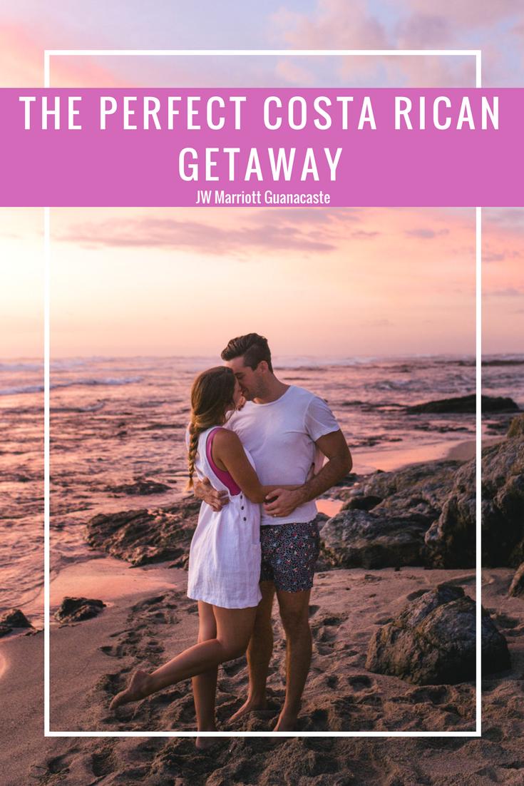 The Perfect Costa Rican Getaway JW Marriott Guanacaste