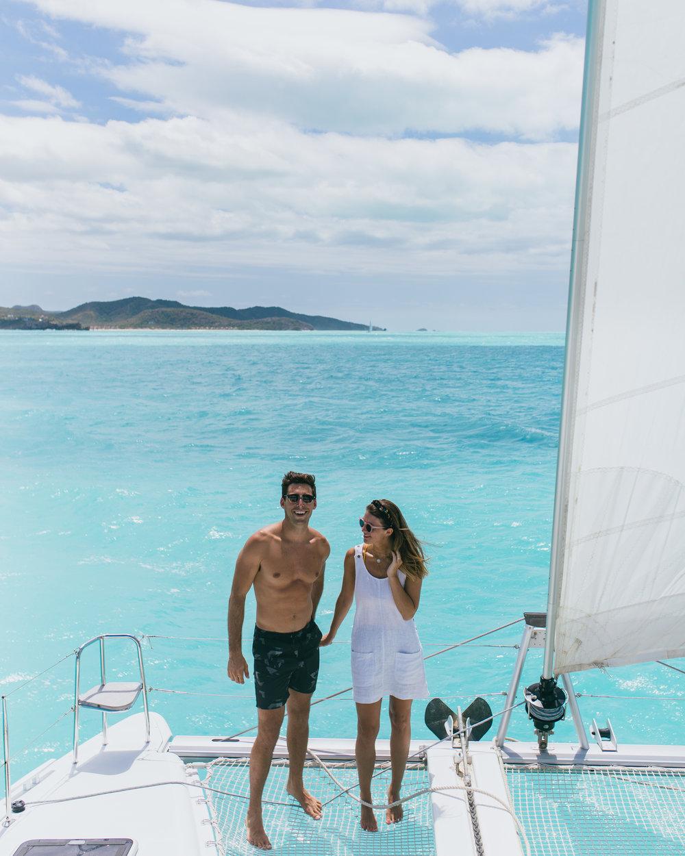 sailing antigua with yacht getaways