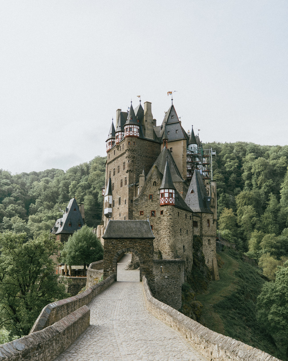 the best castle in germany eltz castle