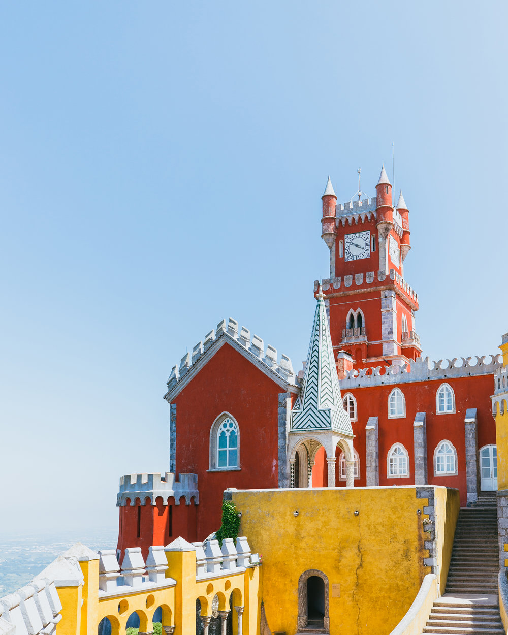 what to do in lisbon portugal pena palace sintra