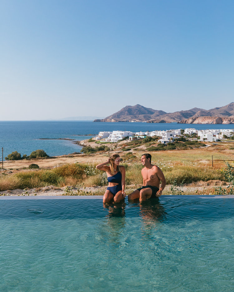 where to stay in milos greece milos breeze boutique