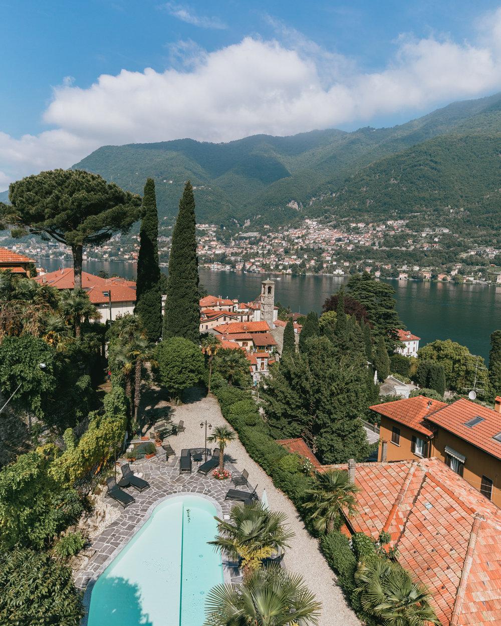 where to stay in lake como villa matilda