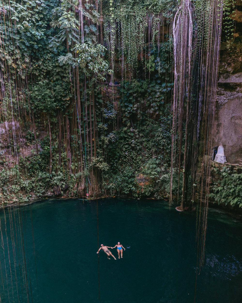 what to do in cancun mexico ik kil cenote