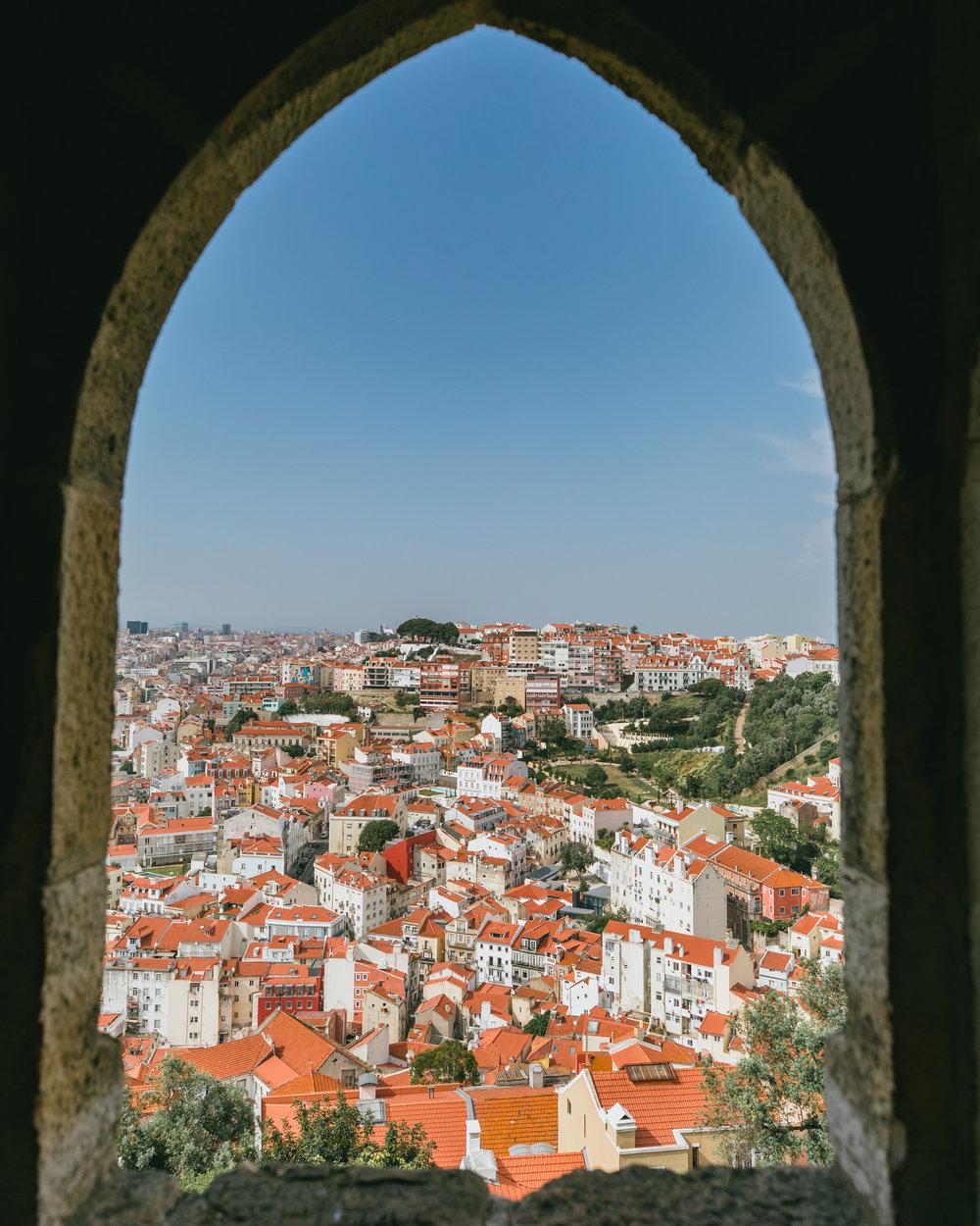 what to do in lisbon portugal castelo de sao jorge