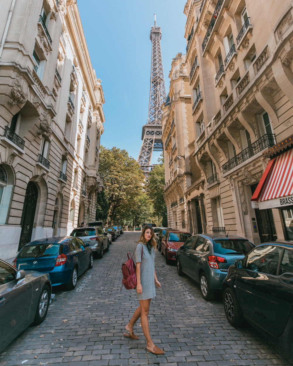 what to wear on a trip to paris madewell