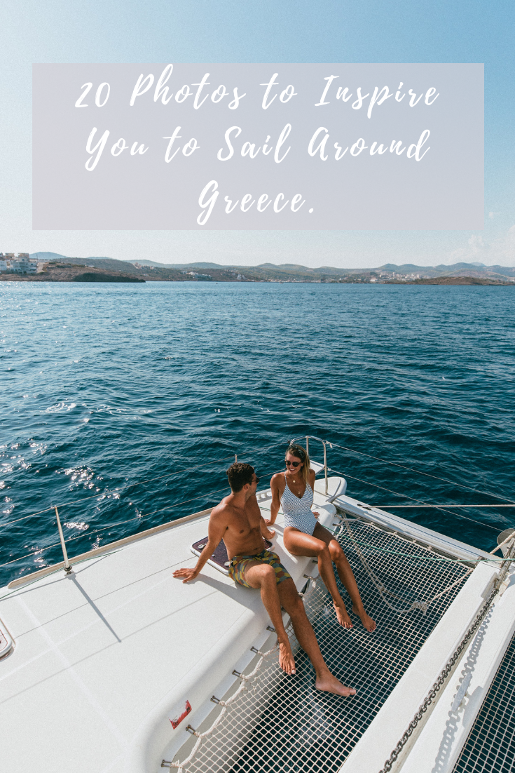 sailing around the greek isles yacht getaways
