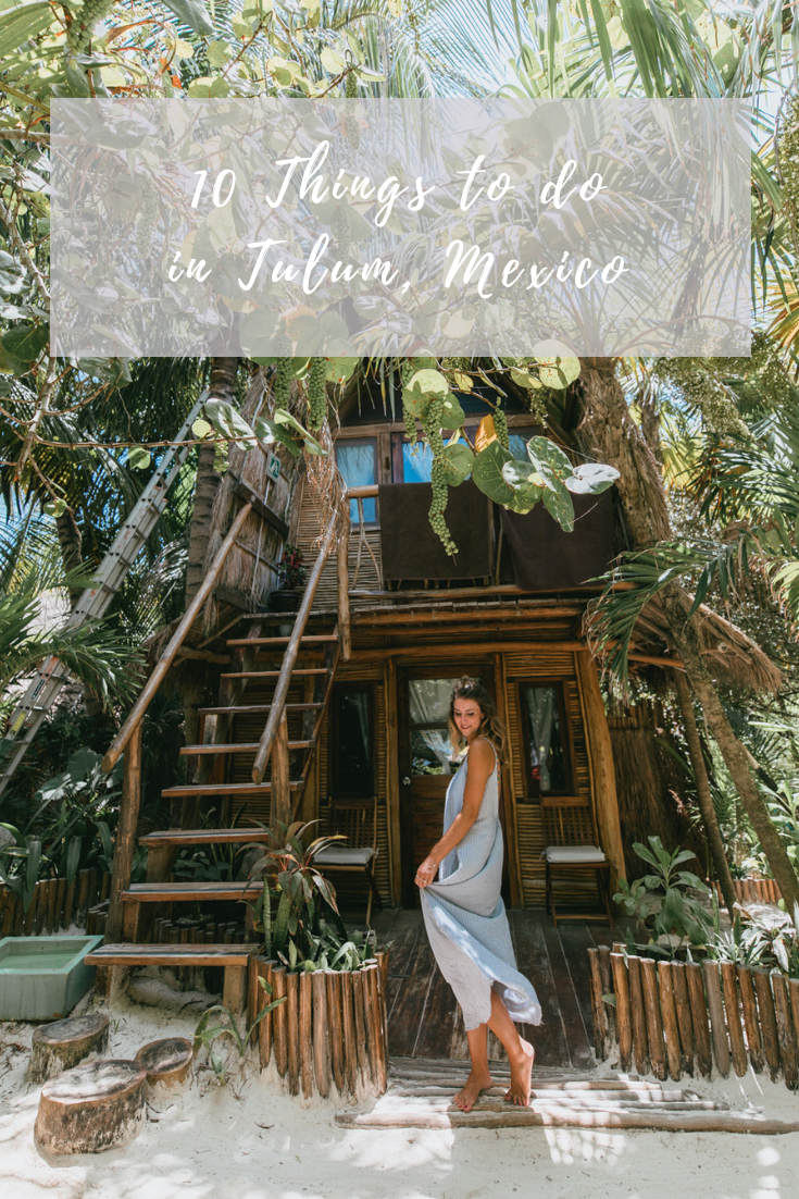 10 things to do in tulum mexico