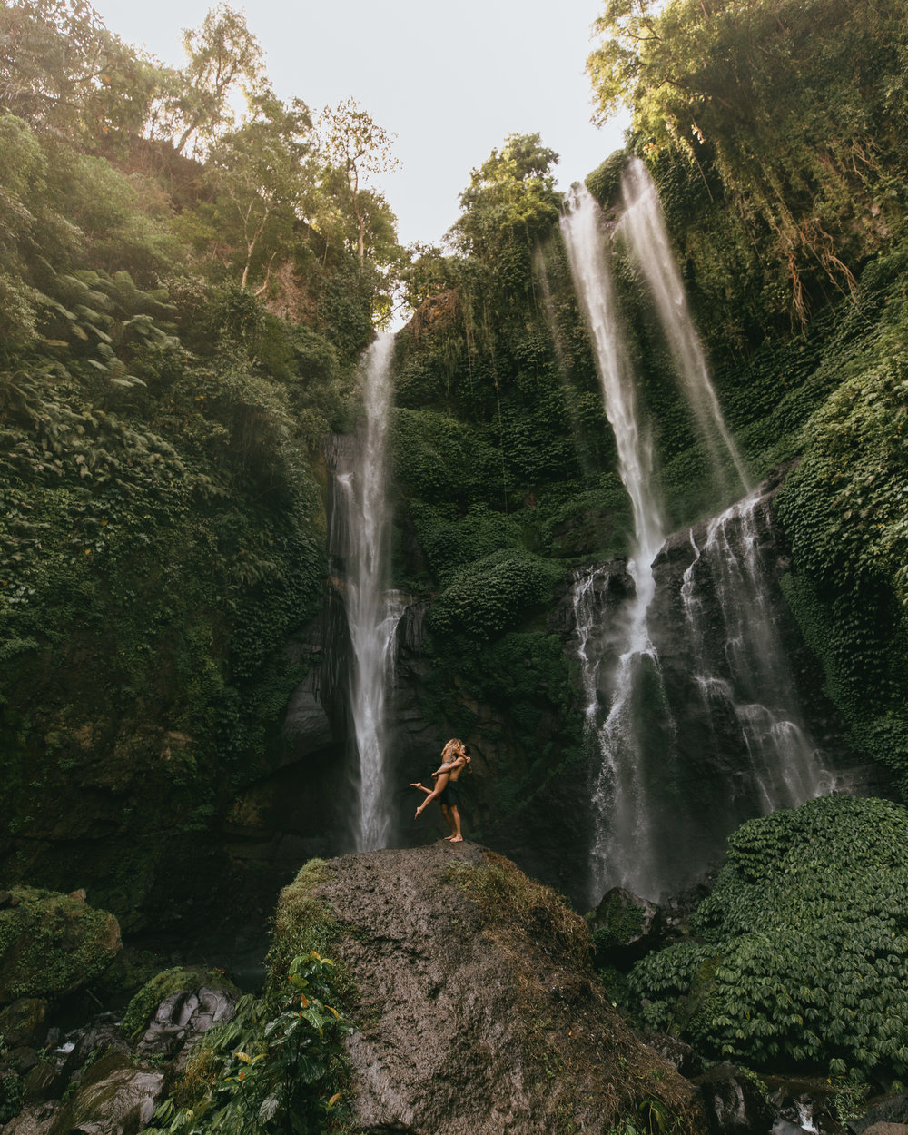 what to do in bali indonesia ubud waterfalls