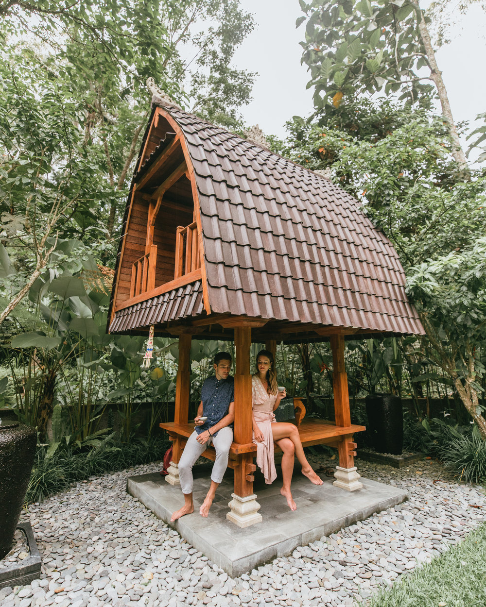where to stay in ubud bali samsara resort