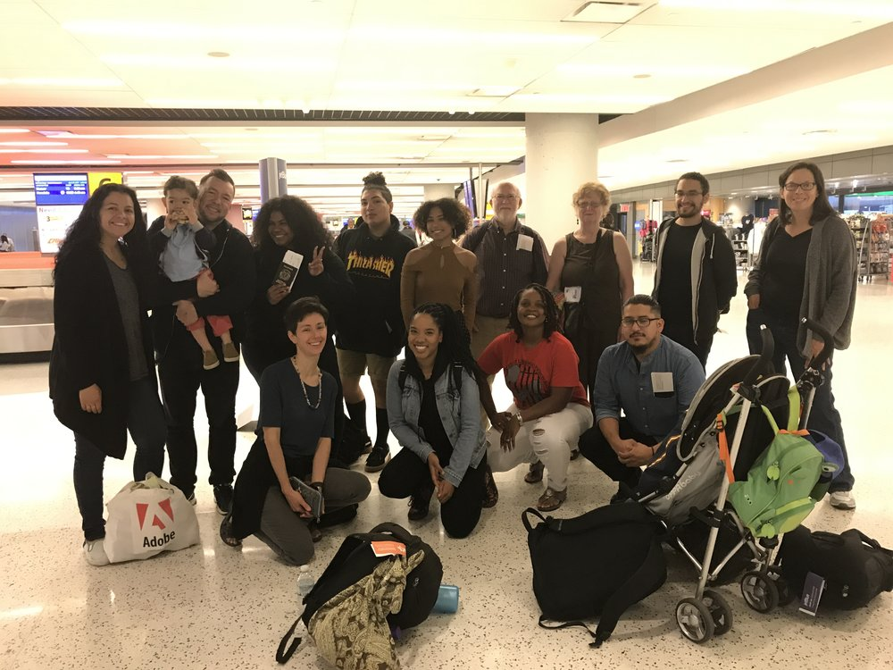 The 2017 Inagural Radical Health & Justice Delegation