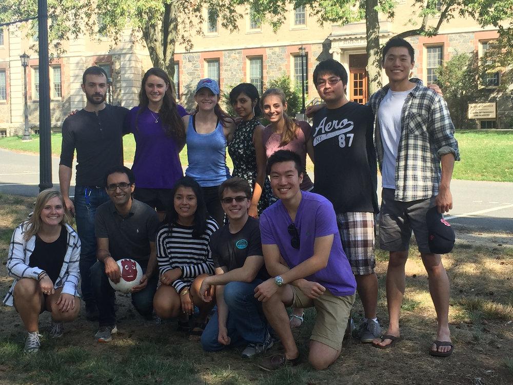 2016-09-17 Lab picnic