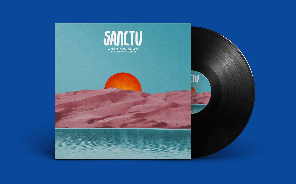 Sanctu, 2018 — Logo & Single Artwork