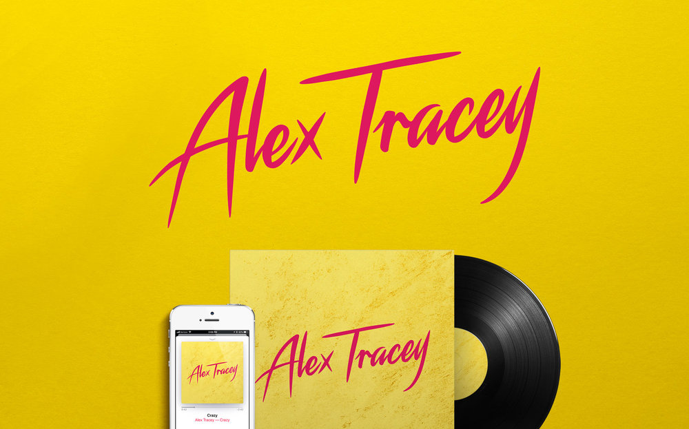 Alex Tracey, 2017 — Logo Design