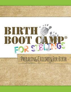 Colorado Springs birth classes to prepare siblings for birth and a new baby