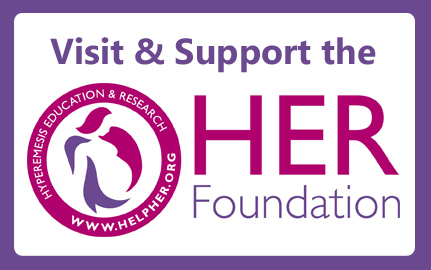 To support HG Education and Research, please visit www.helpHER.org