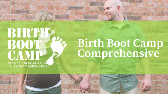 Birth Boot Camp specializes in preparing couples for an amazing birth and breastfeeding experience.