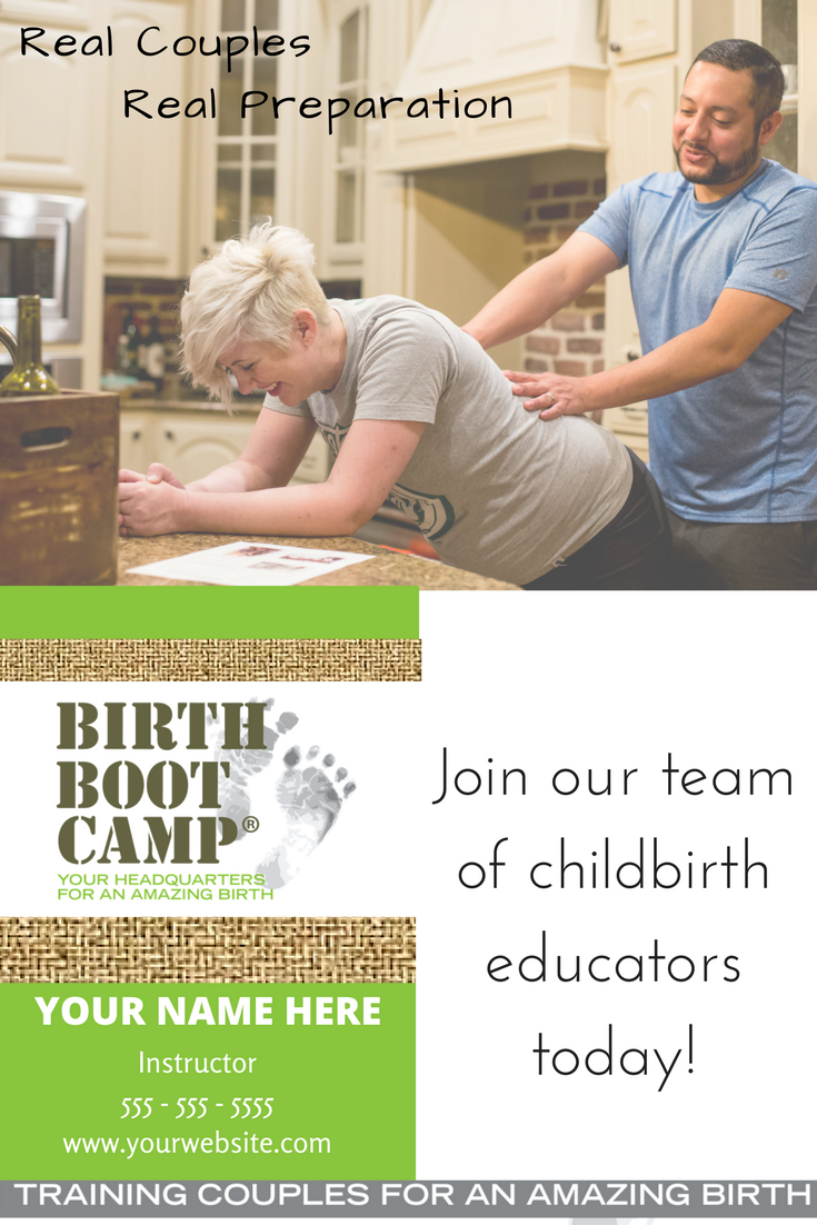 Read: 10 ways Birth Boot Camp supports their instructors
