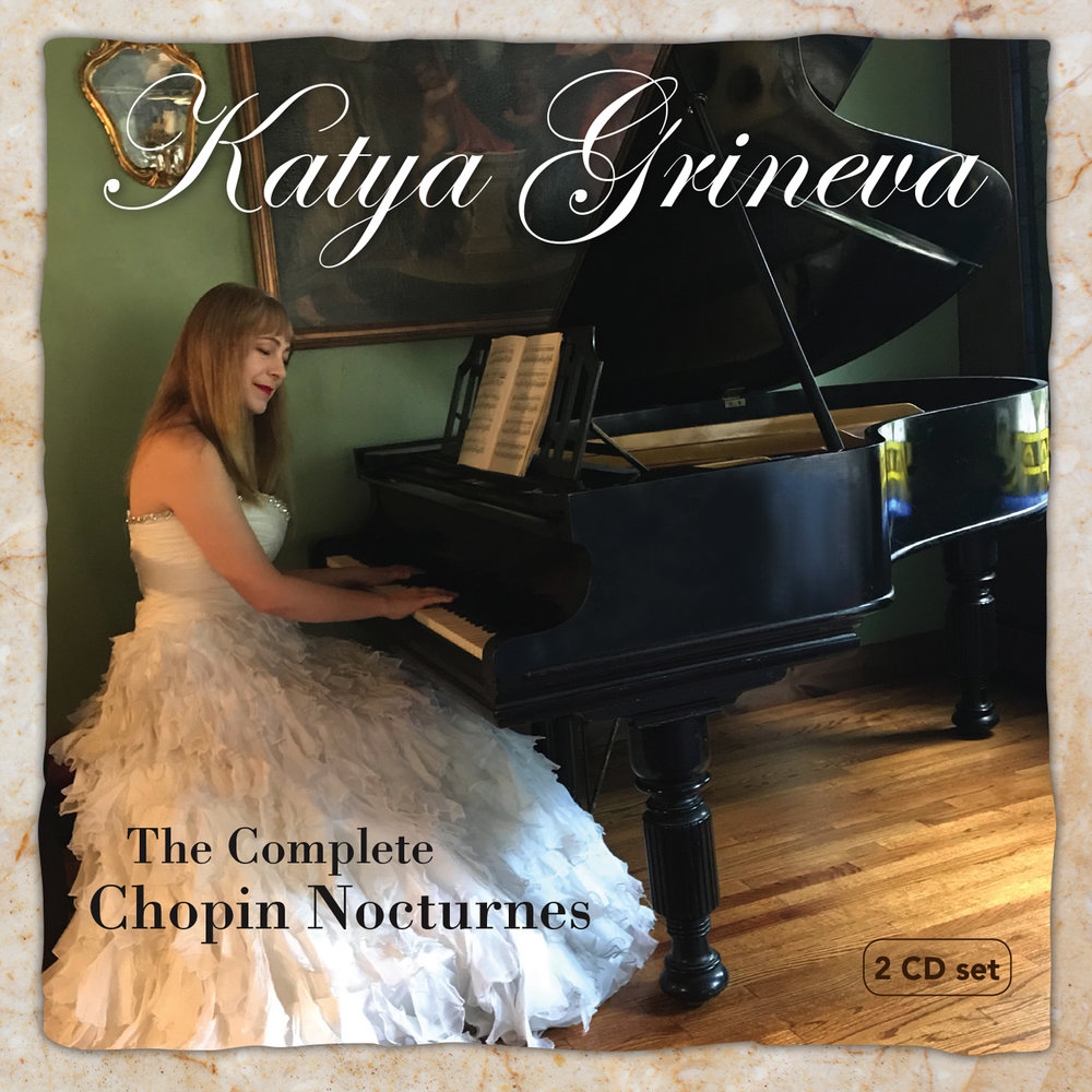 The Complete Chopin Nocturnes - 2 CD Set