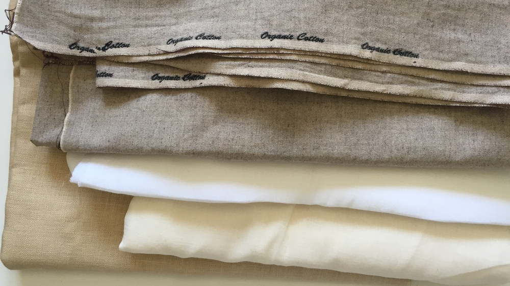 fabric pile neutrals