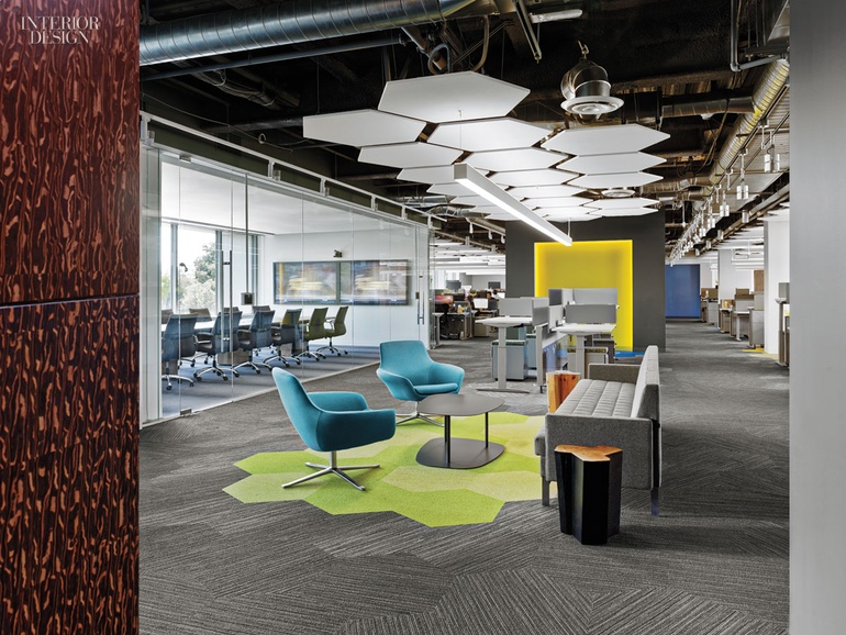 News contract furnishings news for Tech office design