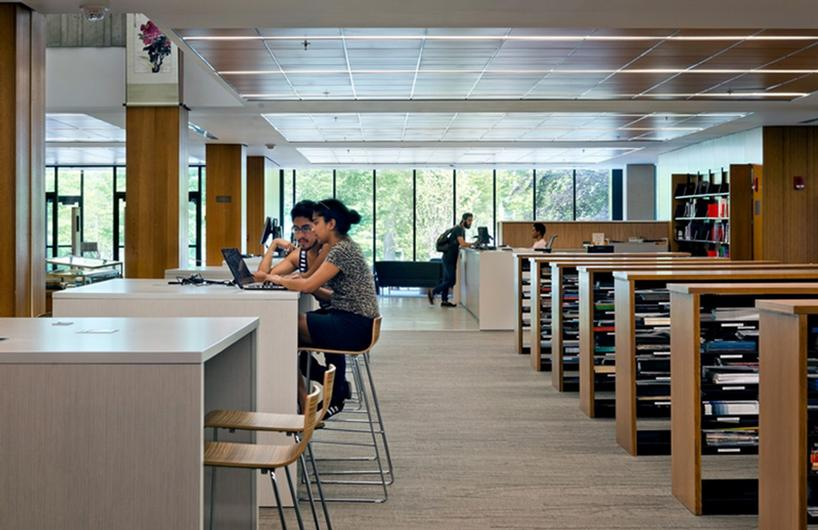IIDA Announces Winners Of ALA Library Interiors Design Award