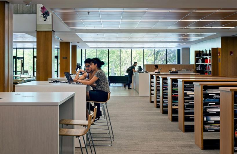 Delightful IIDA Announces Winners Of ALA/IIDA Library Interiors Design Award